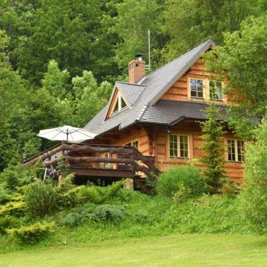 LEŚNE UROCZYSKO dom w bieszczadach, noclegi, domek w górach
